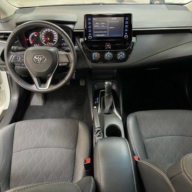 Corolla GLI 2.0 2020/2021 14.000km  - Foto 10