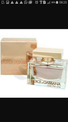 Perfume Dolce Gabbana Rose the One 75ml