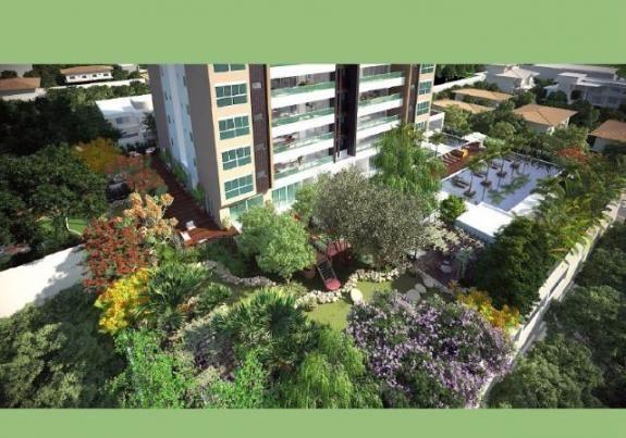 Residencial Botanic, Apartamento 3 Suítes, 160m², varanda, lazer clube. 3 garagens. Setor