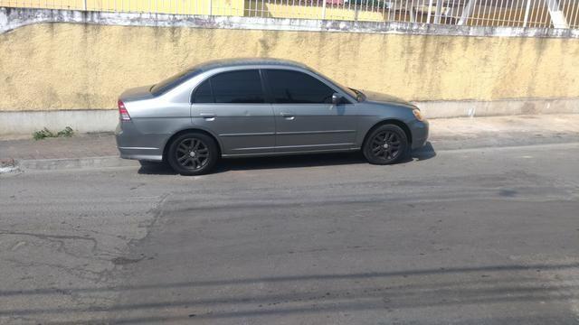 Honda Civic   R$ 15.000
