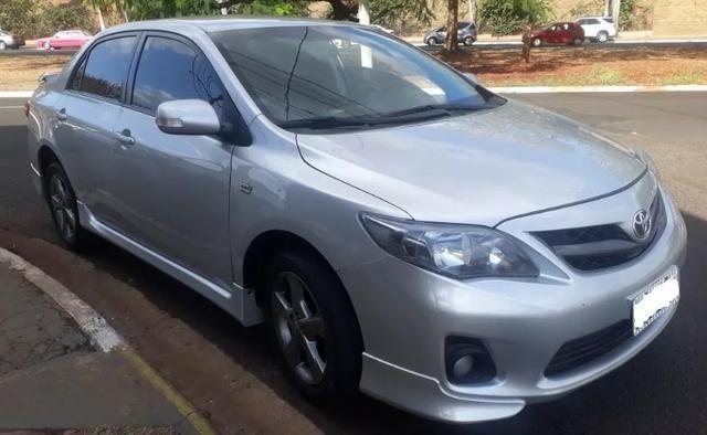 Toyota Corolla 2014 Flex Automatico