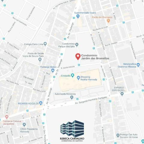 Apartamento de frente ao shopping Riomar kennedy - Fortaleza - Foto 12