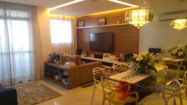 Apartamento  com 2 quartos no Condomínio Garden Ville - Bairro Grageru em Aracaju