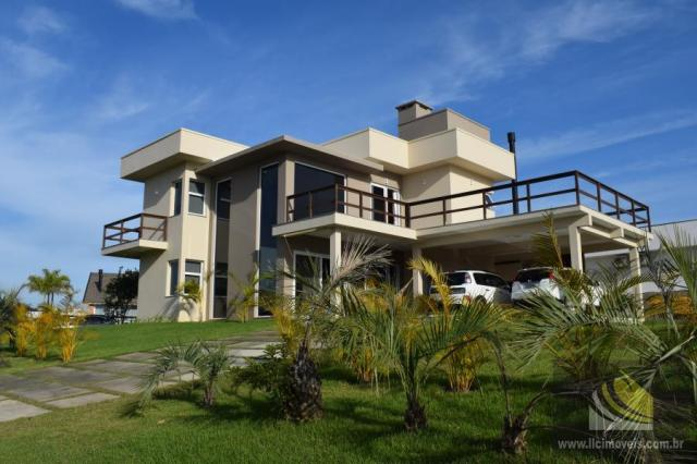 Casa em Condomínio para Venda em Imbituba, Ibiraquera, 5 dormitórios, 3 suítes, 3 banheiro
