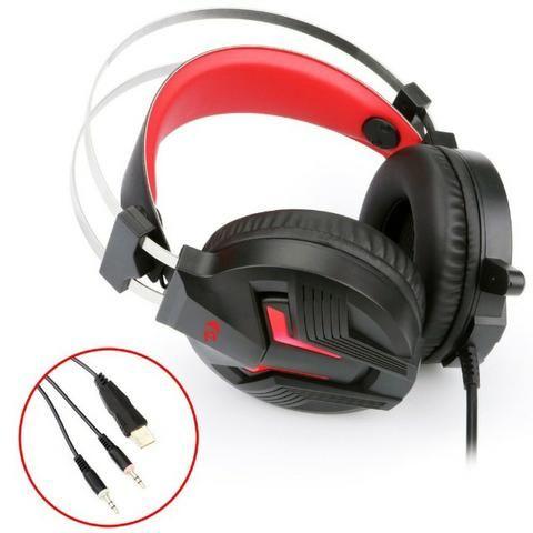 Headset Redragon Memecoleous - Loja Fgtec Informática - Foto 3