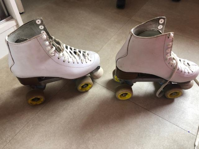 Patins para patinação artística