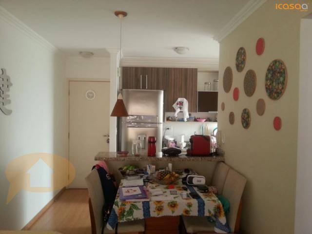 Apartamento à venda com 2 dormitórios em Sacomã, São paulo cod:7613