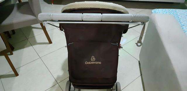 Carrinho de bebê r$ 280,00 - Foto 6