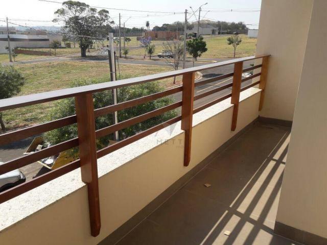 Sobrado com 3 dormitórios à venda, 222 m² por R$ 895.000 - Residencial Valencia - Álvares  - Foto 18