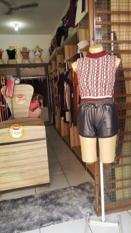 Loja de roupas no centro de cuiaba