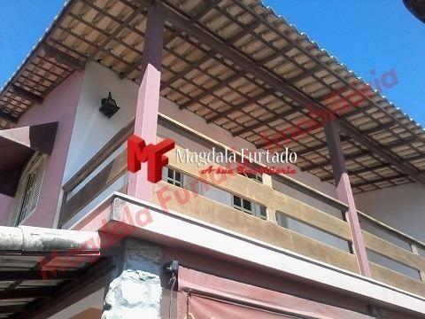PC:2032 - Casa duplex de 2 quartos à venda em Unamar , Cabo Frio - RJ - Foto 3