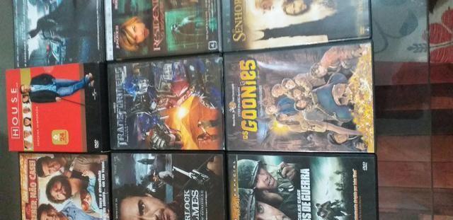 Lote com vários filmes em dvd Original - Foto 5
