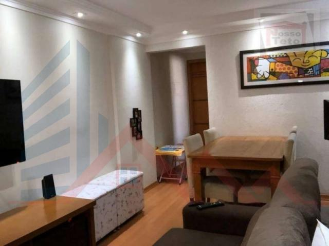 Apartamento à venda com 2 dormitórios em Sitio do mandaqui, São paulo cod:962 - Foto 6