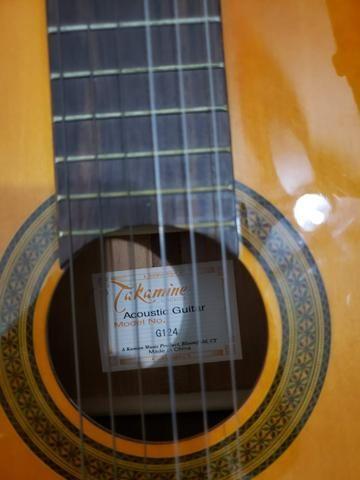 Violão Takamine Acoustic - Foto 3