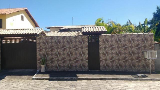 Casa com 3 dormitórios para alugar, 172 m² por r$ 1.800,00/mês - flamengo - maricá/rj - Foto 3