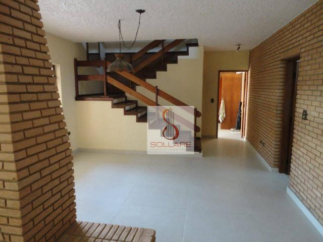 Sobrado para alugar, 338 m² por r$ 6.000,00/mês - jardim apolo - são josé dos campos/sp - Foto 9