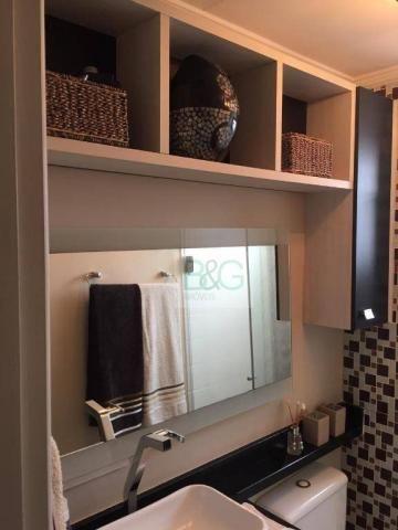 Apartamento com 2 dormitórios à venda, 51 m² por r$ 360.000 - vila prudente - são paulo/sp - Foto 4