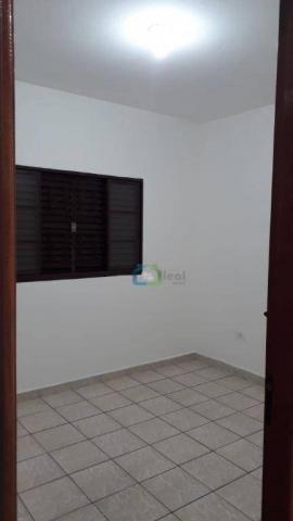 Casa com 2 dormitórios para alugar, 70 m² por r$ 1.100,00/mês - parque maria helena - são  - Foto 5