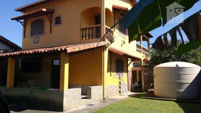 Casa com 3 dormitórios para alugar, 180 m² por r$ 1.600,00/mês - centro - maricá/rj - Foto 14