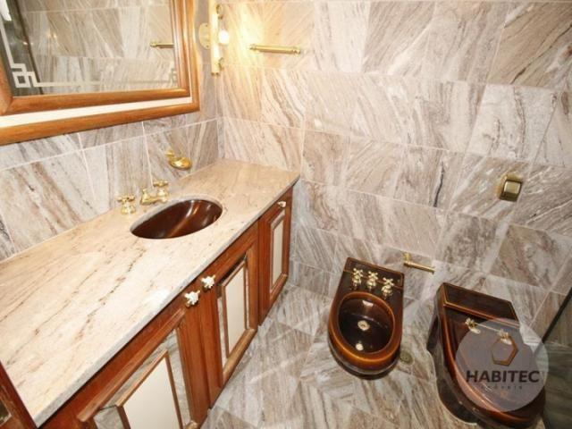 Apartamento à venda com 4 dormitórios em Batel, Curitiba cod:9728 - Foto 10