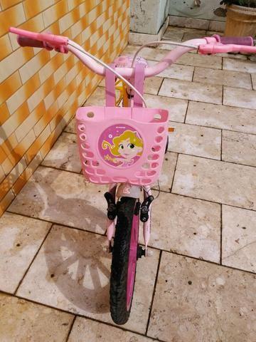 Bicicleta Caloi menina - Foto 4