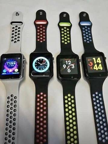 Relógio aceita chip novo com garantia de fábrica