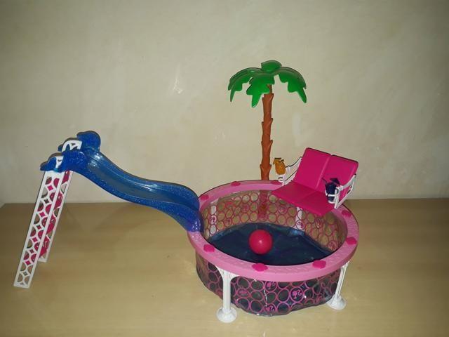 Piscina e carro da Barbie - Foto 3