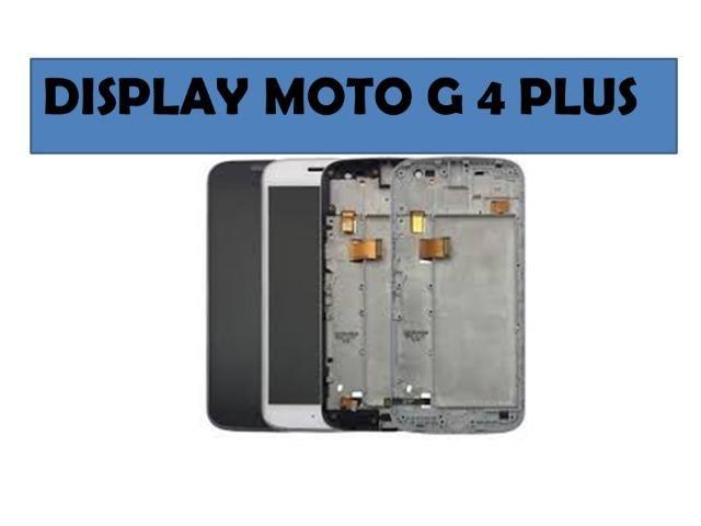 D!.splaY Completo Moto G4 Plus
