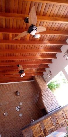 Sobrado com 3 dormitórios à venda, 222 m² por R$ 895.000 - Residencial Valencia - Álvares  - Foto 15