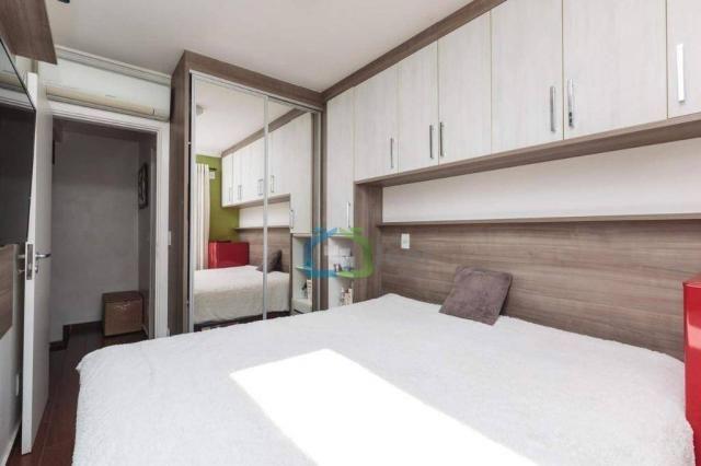 Sobrado com 2 dormitórios à venda, 76 m² por r$ 371.000 - parque maria helena - são paulo/ - Foto 16