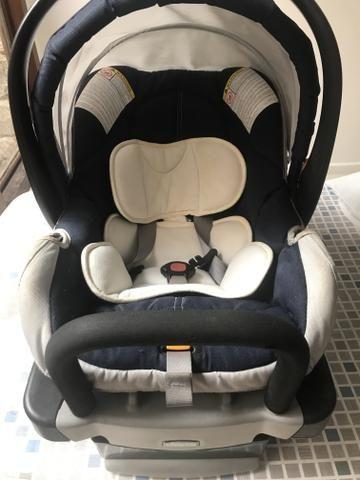 Bebê conforto com base para o carro. - Foto 5