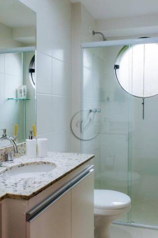 Apartamento com 3 dormitórios para alugar, 90 m² por r$ 2.800/mês - jardim bela vista - sa - Foto 10