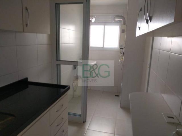 Apartamento com 3 dormitórios para alugar, 76 m² por r$ 2.200/mês - vila formosa - são pau - Foto 9
