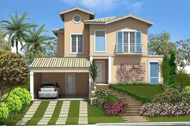 Casas e apartamentos