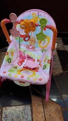 Cadeira Fischer Price
