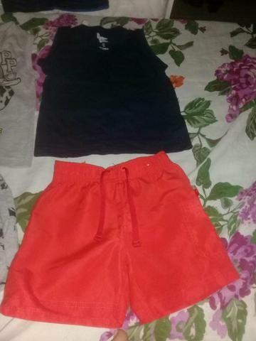 Lote de roupas Menino de 1 ano - Foto 4