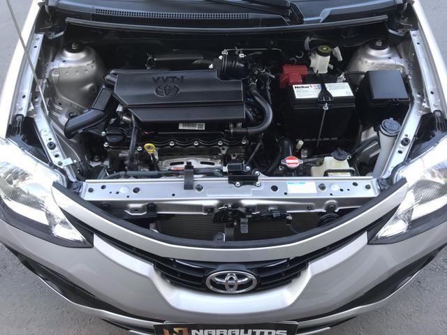 Etios XS 1.5 Sedan 2017/2018 Automático - Foto 11
