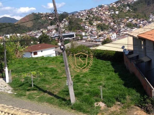 Terreno à venda, 840 m² por r$ 445.000,00 - barra do imbuí - teresópolis/rj