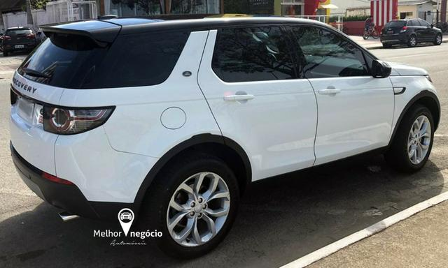 Land Rover Discovery Sport HSE 2.0 4x4 Aut. Branca - Foto 7