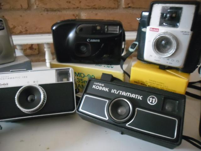 Maquinas Fotográficas para Colecionador ? Usadas - Foto 2