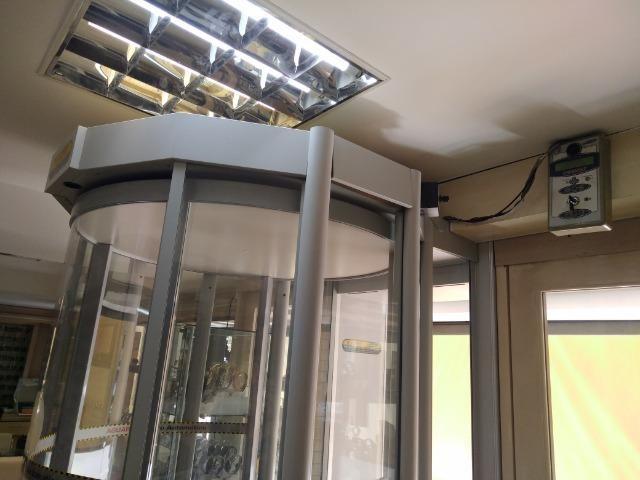 Porta automática com detector de metais - Foto 2