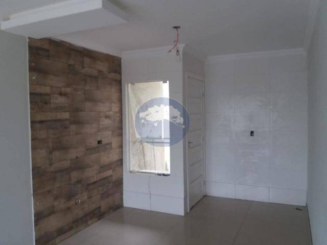 Casa com 3 dormitórios à venda, 66 m² - Porto das Laranjeiras - Araucária/PR - Foto 7
