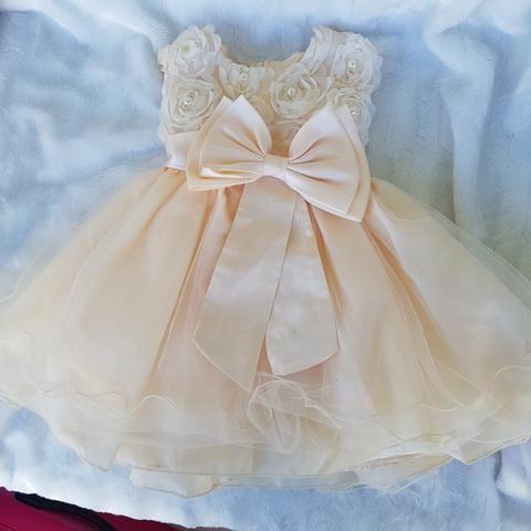 Lote Vestidos Menina 1 ano