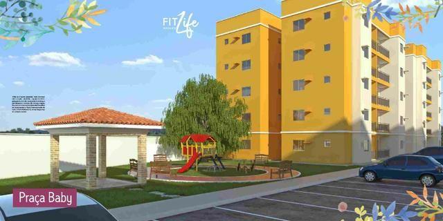 18-Apartamento no Turu no porcelanato, elevador e suíte 100% financiado! - Foto 4