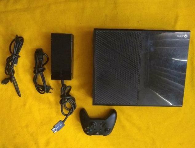 X box one 500gb r$800 ( somente venda) - Foto 4