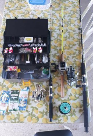 Kit Completo Pesca - Foto 4
