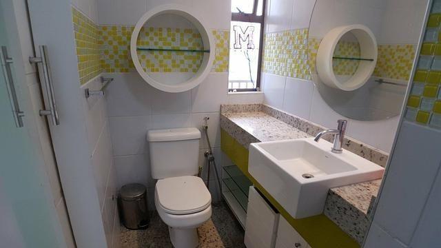 MS - Apartamento de 200m2 com 4 suítes - Foto 5