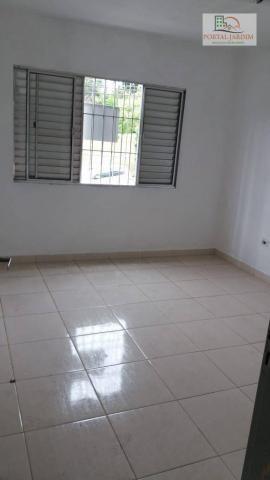Casa com 3 dormitórios para alugar, 300 m² por r$ 1.600/mês - vila gilda - santo andré/sp - Foto 9