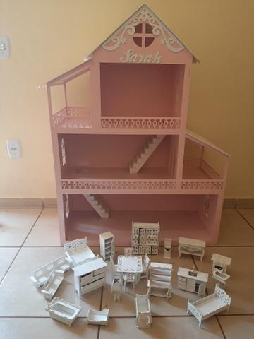 Casa Barbie Grande 1,20 de Altura