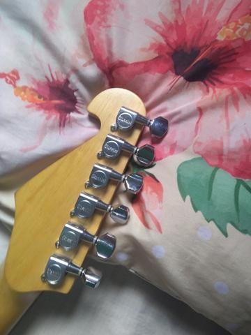Guitarra sonicxseries semi nova - Foto 5